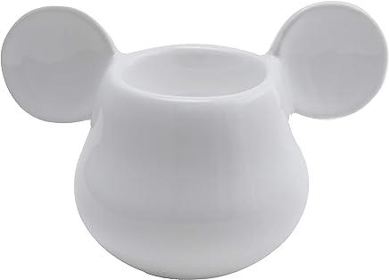 Preisvergleich für Joy Toy 62144 MICKEY MOUSE 3D EIERBECHER WEISS 11X7X7 CM