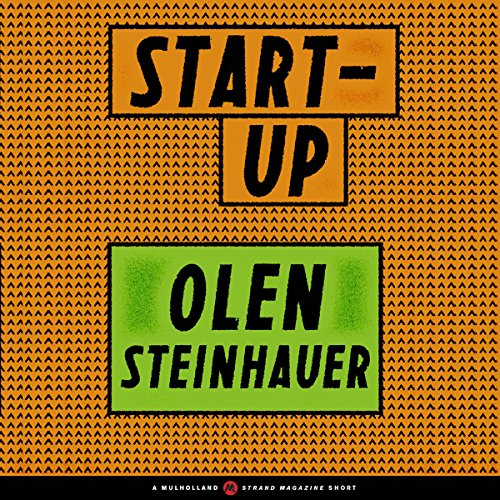Start-Up audiobook cover art