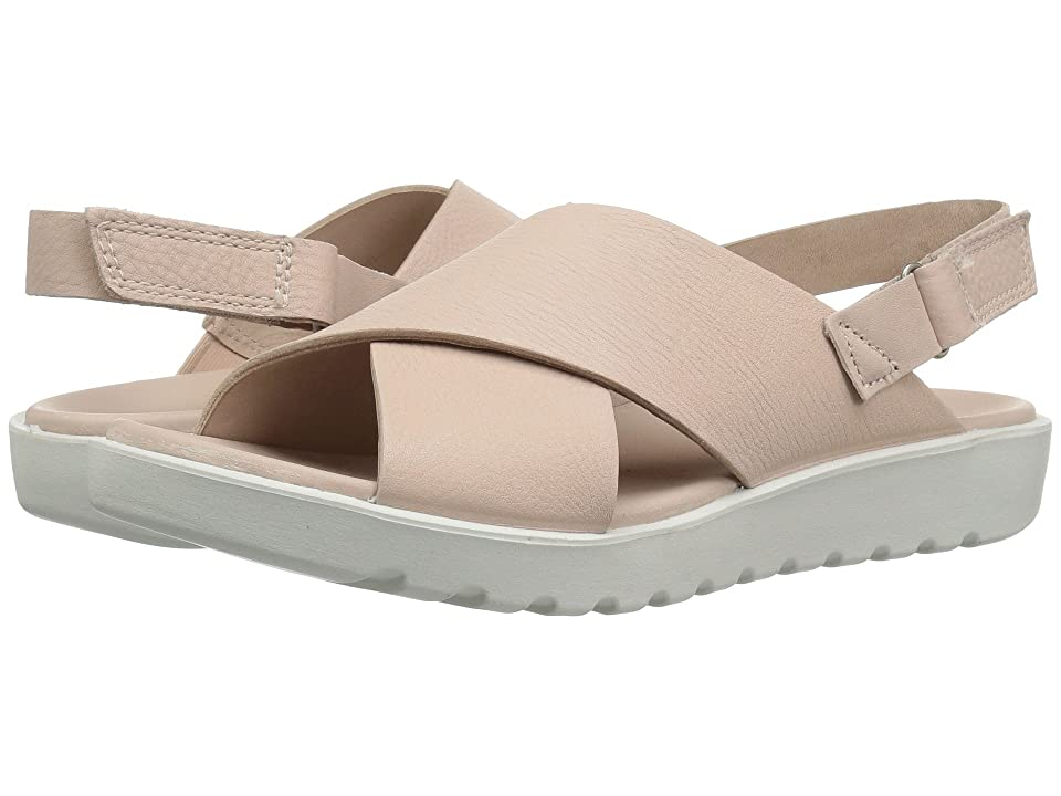 ECCO Freja Slide Sandal II (Rose Dust Cow Leather) Women
