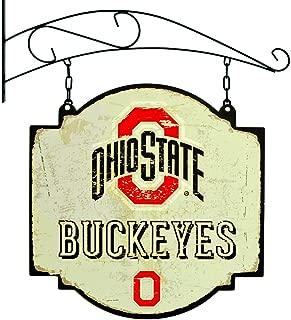NCAA Ohio State Buckeyes Vintage Tavern Sign