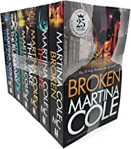 Martina Cole 6 Books Collection Set (The Ladykiller, Broken, The Runaway, Life, Hard Girls, The Take)