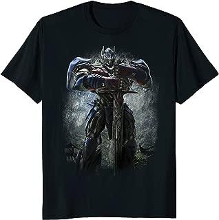 Transformers Movie Large Sword Wielding Optimus Prime Tee