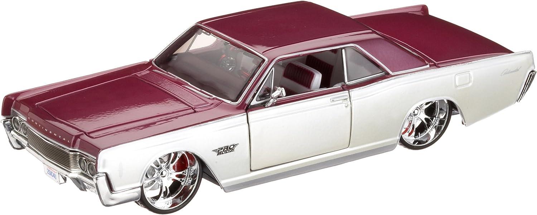 Maisto 531037 - Pro-Rodz Lincoln Continental 66 1 24 (farblich sortiert)