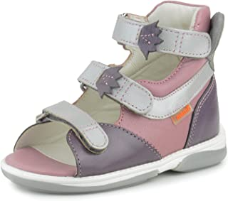 Memo Mammal Collection Orthopedic High-Top Ankle Support AFO Sandal