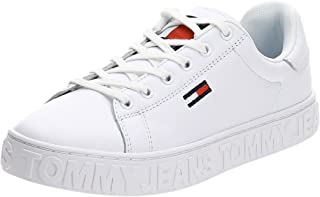 Tommy Hilfiger Cool Tommy Jeans Women Sneakers, White (White)