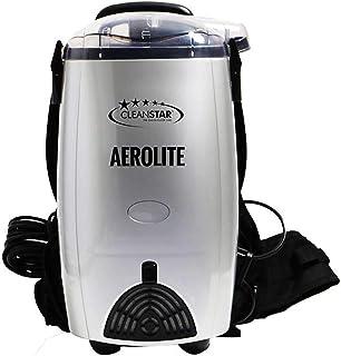 Cleanstar Aerolite 1400W Backpack Vacuum Cleaner (Silver)