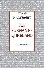 edward maclysaght surnames of ireland