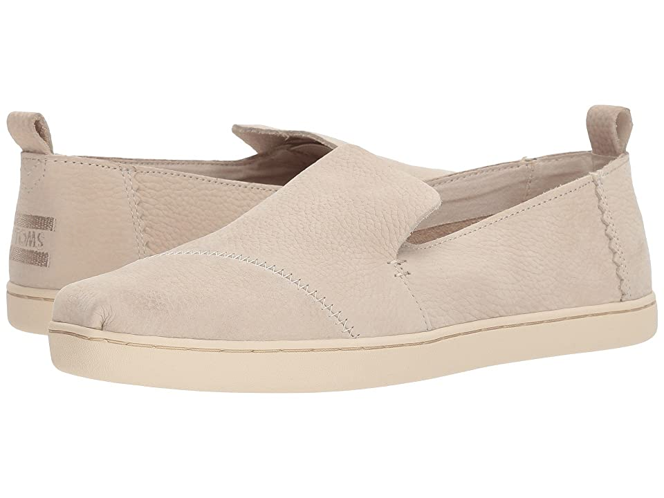 TOMS Deconstructed Alpargata (Birch Nubuck) Women