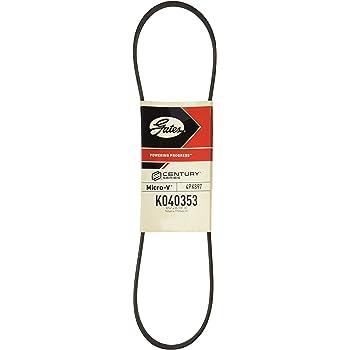 Gates K050450 Multi V-Groove Belt