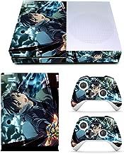 EBTY-Dreams Inc. - Microsoft Xbox One Slim - SAO Sword Art Online Anime Kirito Vinyl Skin Sticker Decal Protector