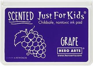 Hero Arts CS115 Just for Kids Ink Pad (Scented), Grape (Purple)