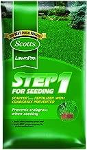 Scotts Lawns #36947 5M Step 1 For Seeding