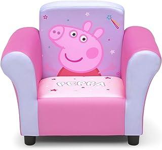 Delta Children Delta Children Upholstered Chair, Peppa Pig