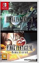 Final Fantasy 7&8 Twin Pack/ nintendo switch