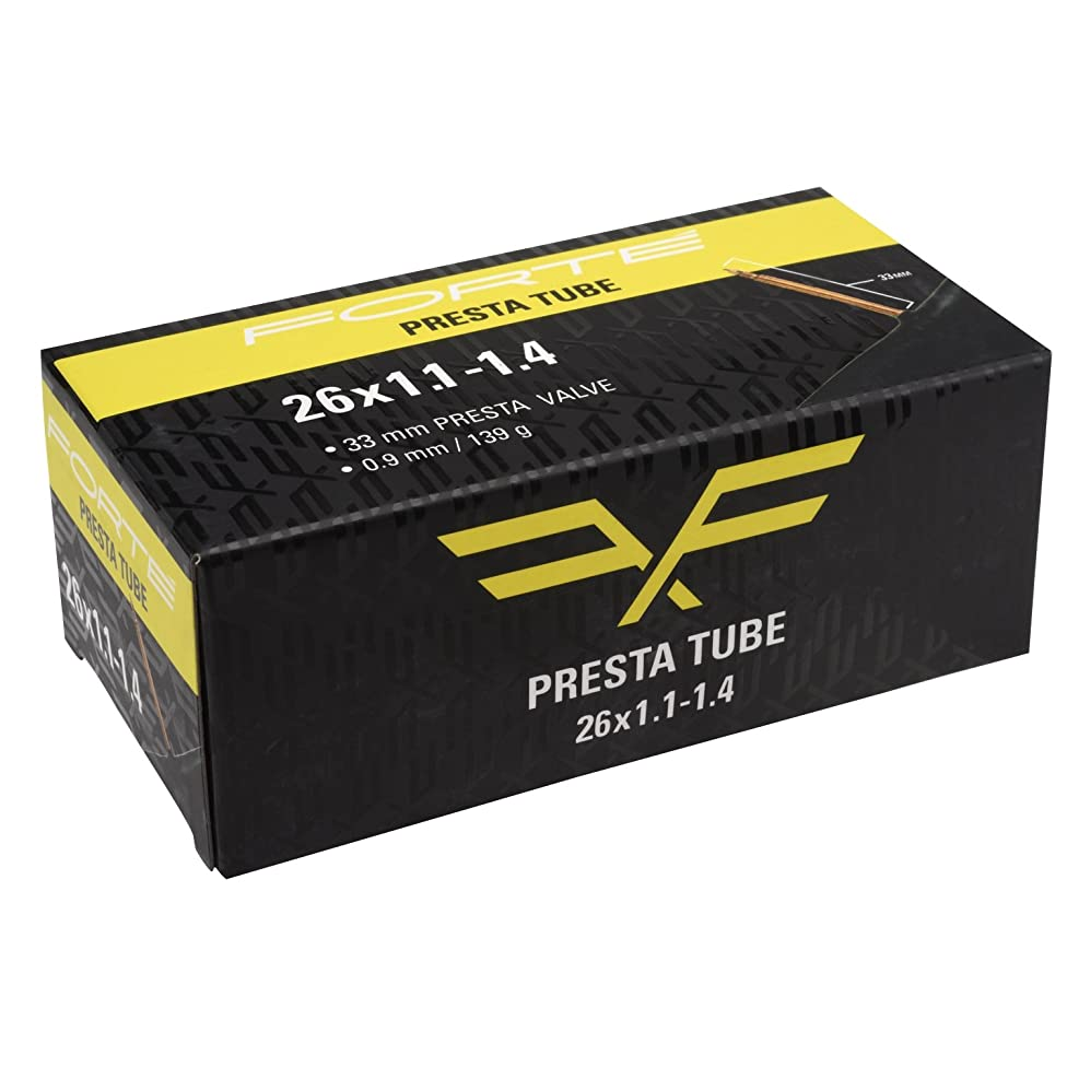 Forte Presta Tube 26 X 1.1-1.4 Null Null l07484626358813