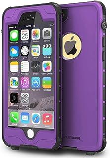 ImpactStrong iPhone 6 Waterproof Case [Fingerprint ID Compatible] Slim Full Body..