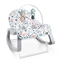 Deals on Fisher-Price Infant-to-Toddler Rocker, Pacific Pebble GKH64
