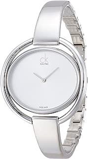 Calvin Klein Women's Analogue Quartz Wrist Watch Made of Stainless Steel, K4F2N116