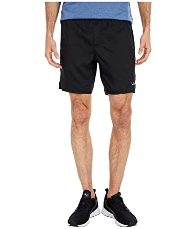 RVCA Yogger IV Shorts (Black 1) Men