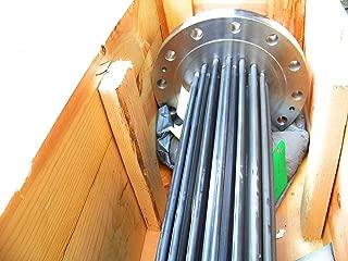 Chromalox Immersible Immersion TMIS-24E4XX Tank Vessel Liquid Fluid Heater Severe Duty Corrosion Applications