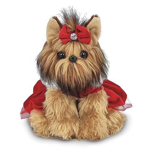 Bearington Yuletide Yorkie Holiday Plush Stuffed Animal Dog edf2aab4e7
