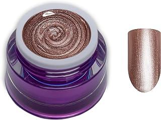 Premium Metallic Gel UV Gel nº 71almendra Beige 5ml RM Beauty Nails Nail Art Uñas Diseño
