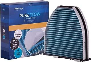 Pureflow Cabin Air Filter PC5844X| Fits 2011-16 Mercedes-Benz E350, 2008-14 C300, 2010-15 GLK350, C250, 2008-15 C350, C63 AMG, 2013-15 GLK250, 2013-16 E400, 2010-17 E550, 2014-16 E250, 2015-16 CLS400