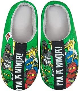 Lego Ninjago Im A Ninja Boys Slippers