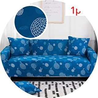 Little Happiness- Cross Pattern Elastic Stretch Universal Sofa Covers Sectional Throw Couch Corner Cover Cases for Furniture Armchairs Home Decor,20,Two seat Sofa