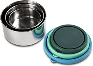 Best stainless steel snack containers Reviews
