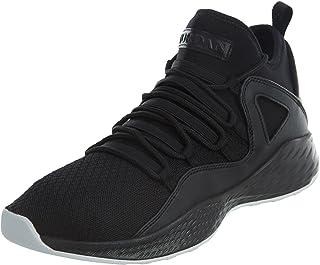 Mens Formula 23 Black Black White Size 8