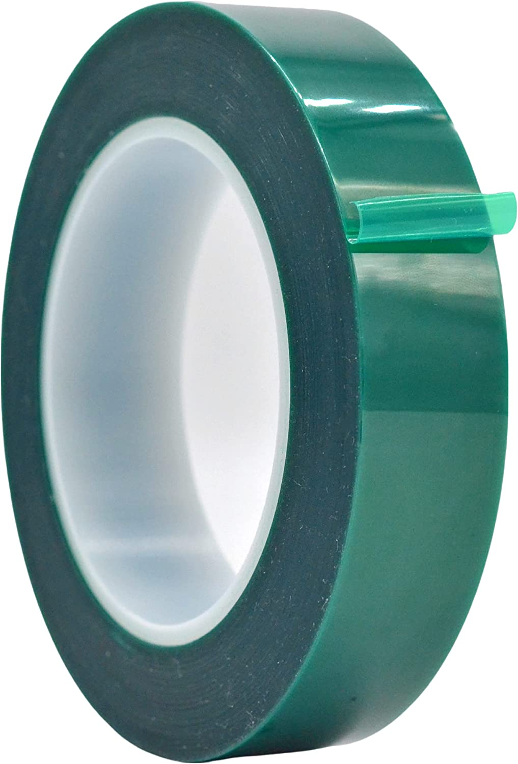 WOD PFT35GS High Temperature Polyester Surprise price 1 Tape. Outlet ☆ Free Shipping Green Masking Pet