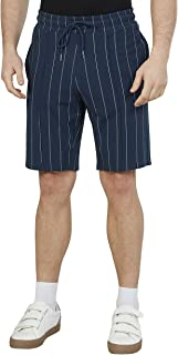 Iconic Men's 2300314 NARCOS SRT Relaxed Knitted Shorts, Navy