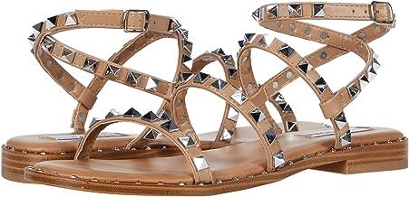 Steve Madden Women's Travel Flat Sandal