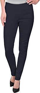 polyester spandex pull on pants