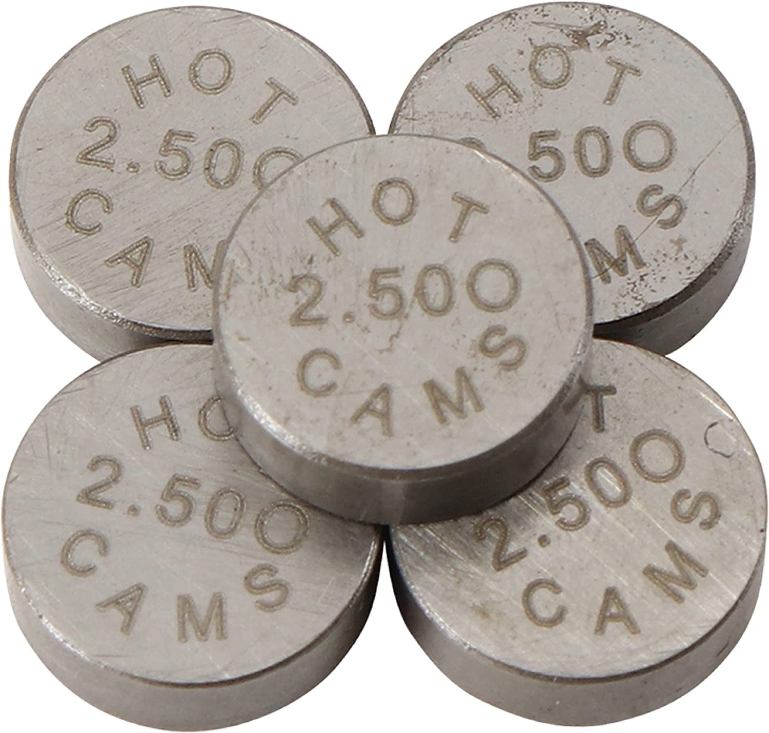 DB Today's only Electrical Spasm price 5PK748250 Hot Cams 5 7.48Mm 2.50Mm Pack Valve Sh X