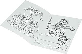12-Piece FIS Coloring Book A4, 8-Pages - FSCG0408001