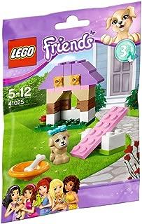 Lego Friends - 41025 - Le Chiot & sa Niche (Import Royaume-Uni)