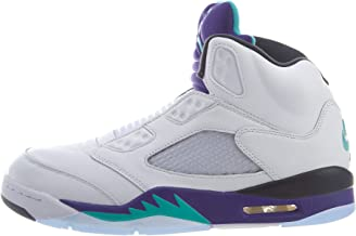 Jordan Nike 5 Retro Grape Fresh Prince Mens