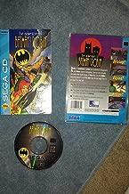 sega cd batman and robin