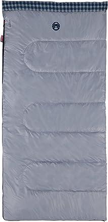 Coleman Saco de Dormir, Schlafsack Pacific(TM) 220, 220x100 cm, Gris