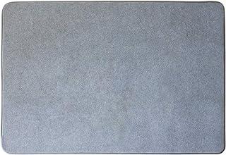 アイリスプラザ ラグパット クッション性 S グレー RGPD-S 幅約120×奥行約175×高さ約0.9㎝