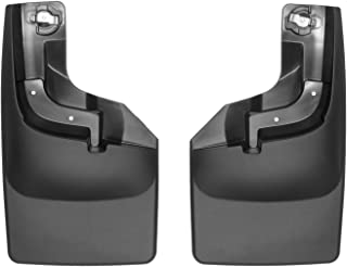 WeatherTech 110065 17+F250/F350 NO Drill MUD Flaps BLK