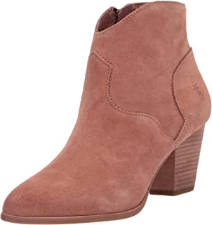 Frye Women's Reed Bootie Fashion Boot, Light Rose, 7
