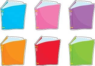 Trend Enterprises Classic Accents, Bright Books, 6 Inches, Set of 36