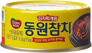 Dongwon Kimchi Jjigea Tuna, 100 gm