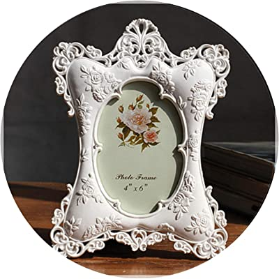 83c8c99c3ec 4x6 inch Arrival Resin Photo Frames for Picture Oval Photo Frames for  Picture