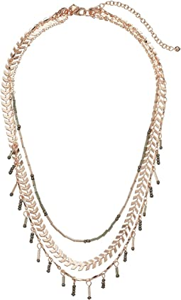 Rebecca Minkoff - Multi Functional Layered Necklace