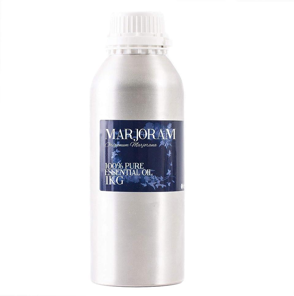 ルーム犠牲分離するMystic Moments | Marjoram Essential Oil - 1Kg - 100% Pure