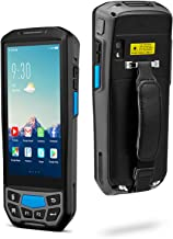 Android 8.1 Barcode Scanner MUNBYN Rugged Handheld Mobile Terminal with 1D Honeywell Laser Reader, Touch Screen, Camera, W...